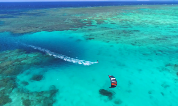 絶景カイトサーフィン 石垣島
