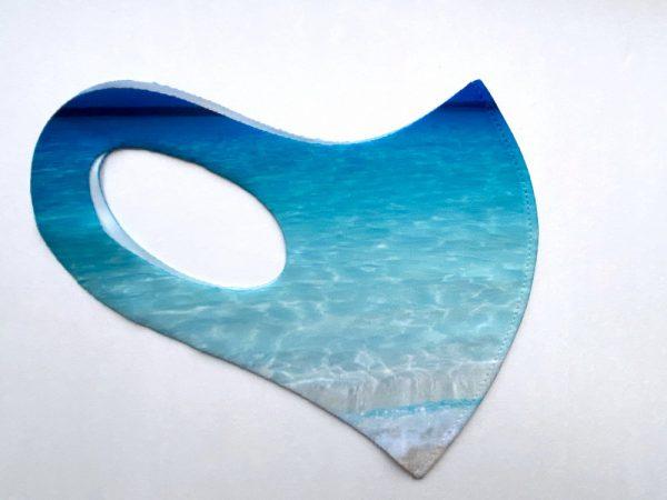 フォトデザインマスク beach