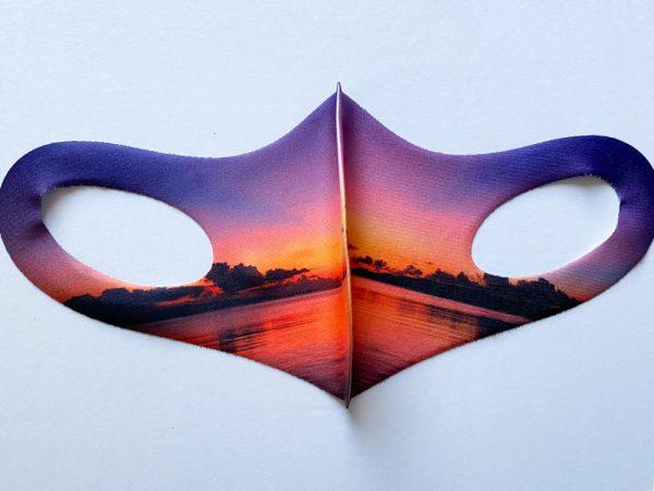 リゾートマスク sunset
